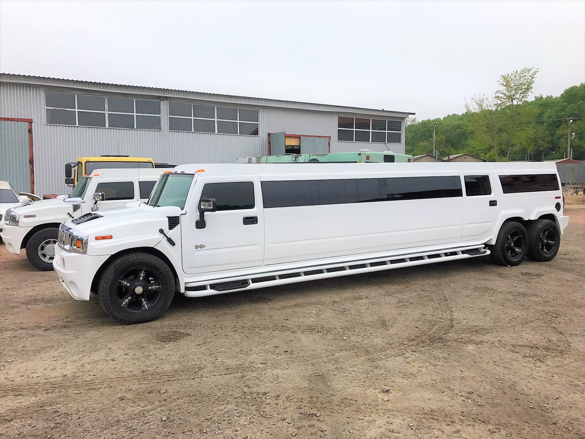 limuzin zhitomir