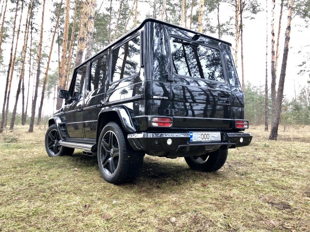 Gelendewagen 6x6 Mansory