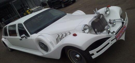 Lincoln Town car лимузин изготовить копия Excalibur лимузин,изготовления салона в лимузине.