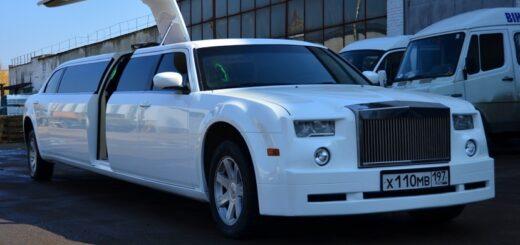 изготовления в лимузин Крайслер 300с в Россию,изготовления лимузина Москва,дополнительная электро дверь,бампер replica Rolls-Royse Phantom,изготовление лимузинов в России.