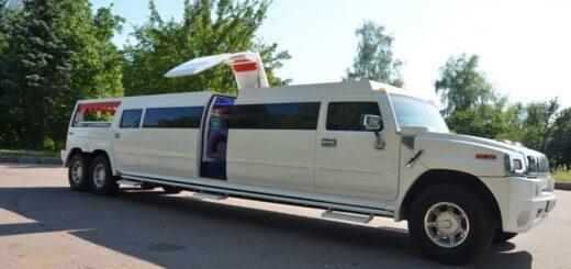 Изготовление лимузина Hummer H-2 ,изготовления летней площадки, установка дополнительной оси на лимузин, электрическая дверь (крыло чайки),приподнятая крыша в лимузине,супер салон (3d стиль). Подробней!