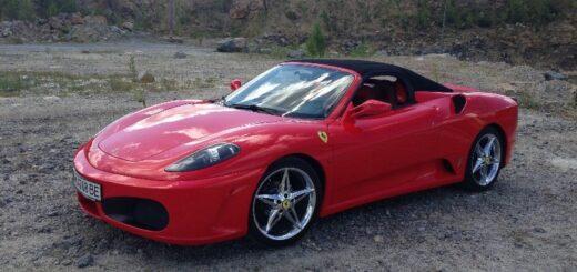 Купить набор Феррари на Toyota MR-2, replica Ferrari F-430 spider.